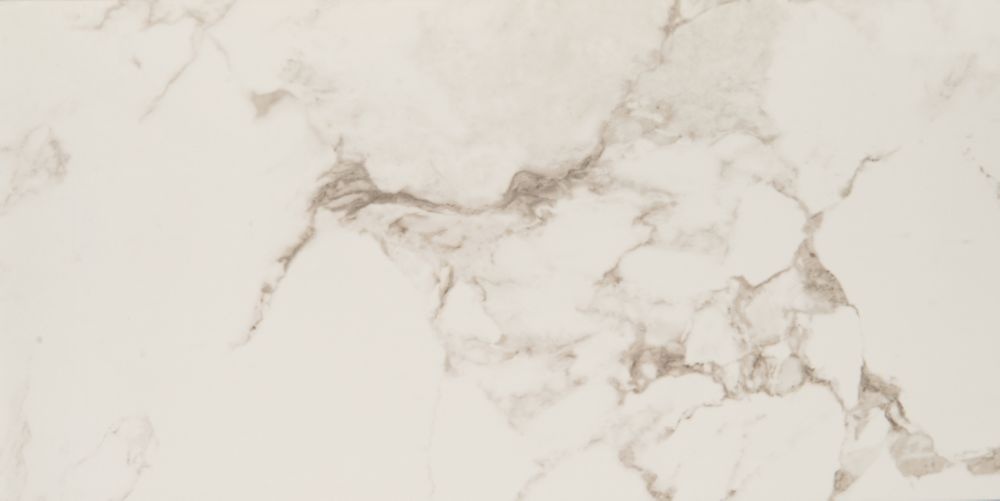 MSI Stone ULC Pietra Statuario 16-inch x 32-inch Glazed Porcelain Floor and Wall Tile (10.67 sq. ft. / case)