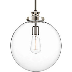 progress lighting fiorentino collection forged bronze. penn collection 1-light polished nickel pendant progress lighting fiorentino forged bronze a