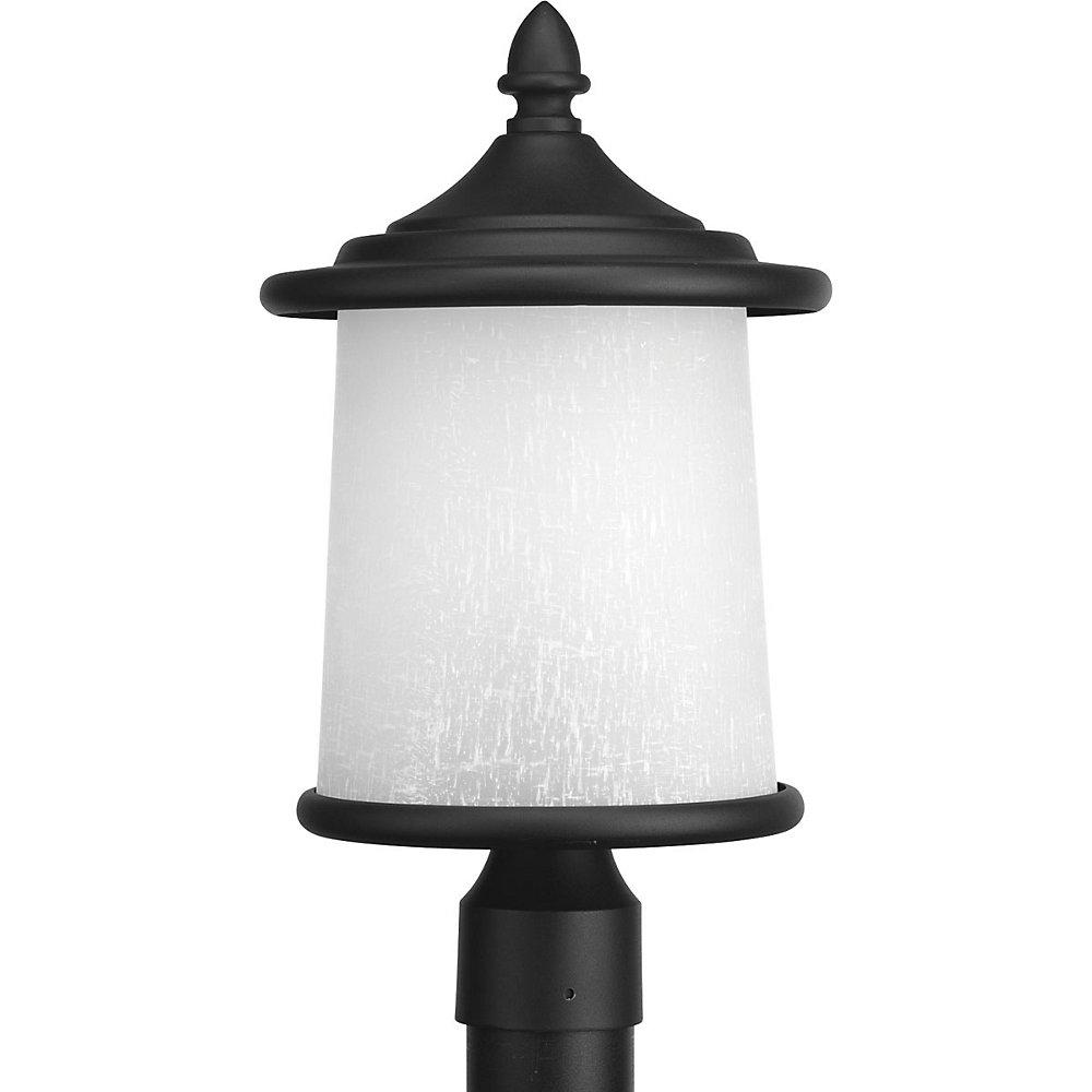 Collection Essential – Lampadaire à troisampoule, noir