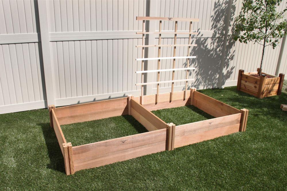 Deluxe Modular Garden Package-2-1T