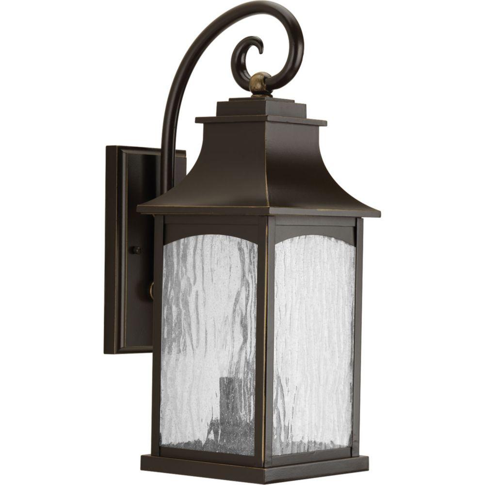 Progress Lighting Maison Collection 2-light Oil Rubbed Bronze Wall Lantern