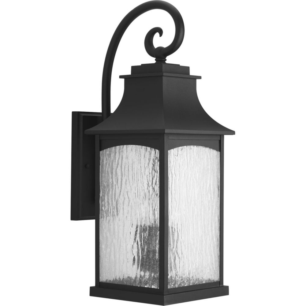 Heath Zenith 150 Degree City Carriage Lantern With Clear