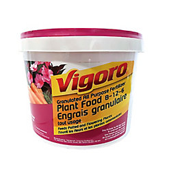 Vigoro 8-12-6 All Purpose Granular Fertilizer
