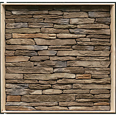 Laurel Cavern Ledgestone Asher Flats 12 Sq Feet