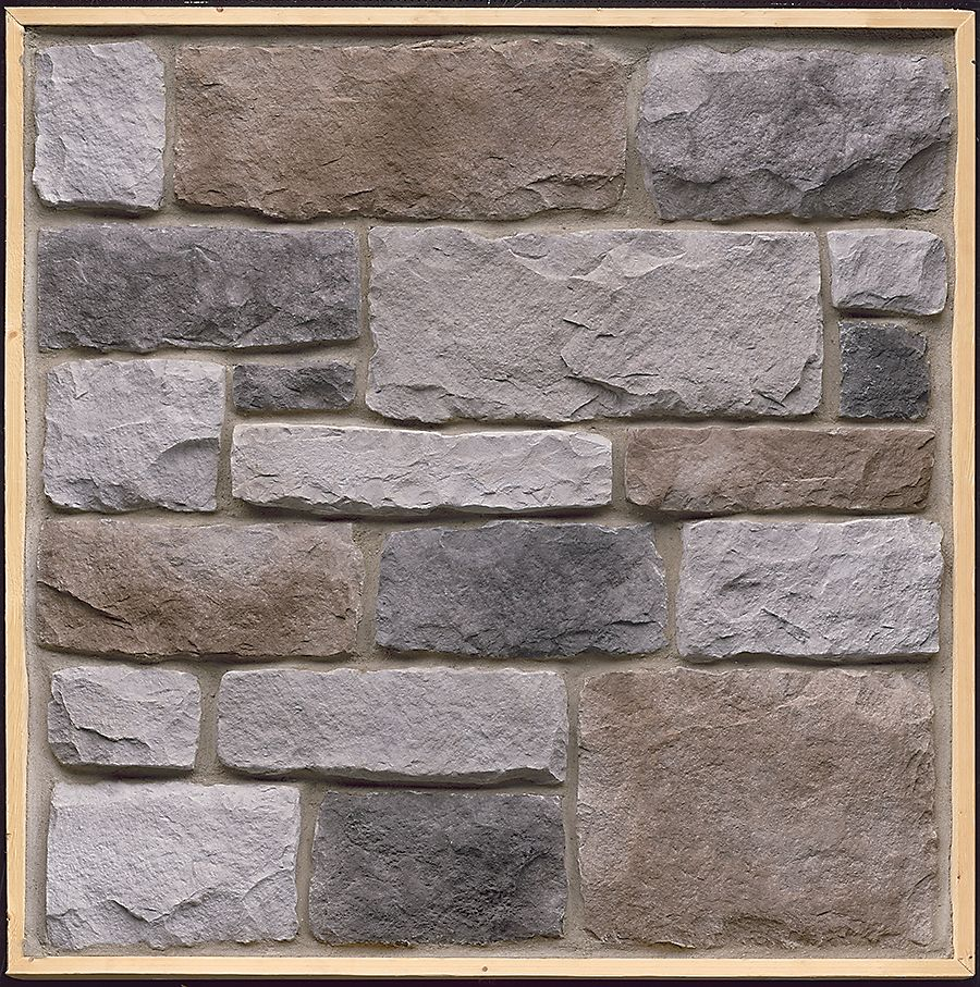 Stone veneer the home depot canada for Stonecraft fireplaces