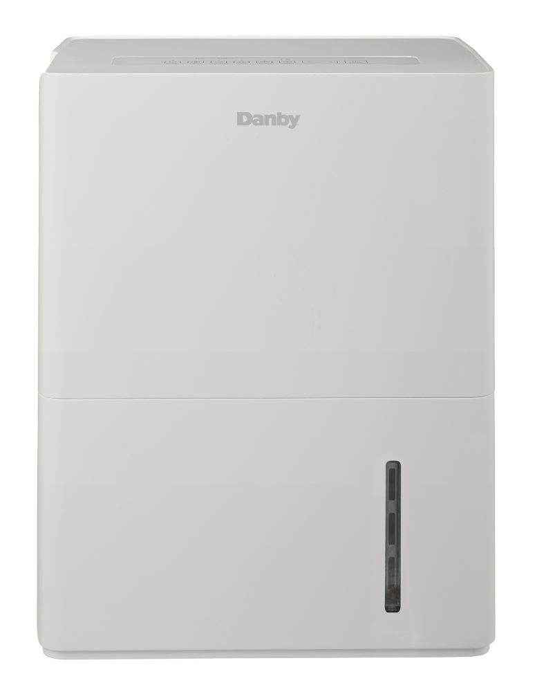Danby 30-Pint 2-Speed Low Temperature Dehumidifier - ENERGY STAR®