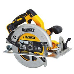DEWALT 20V MAX Lithium-Ion Cordless Brushless 7 1/4-inch Circular Saw (Tool-Only)