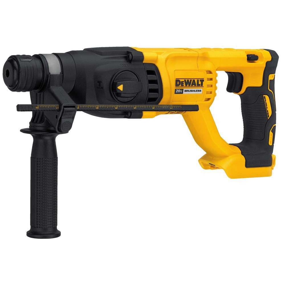 DEWALT 20V MAX XR Lithium-Ion 1 inch Brushless D-Handle Rotary Hammer (Tool-Only)