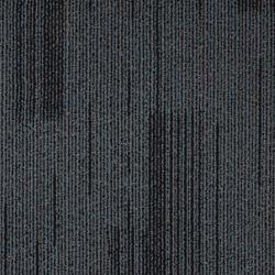Astella Carreau de tapis-Hudson coleur Minuit (21.53 SF)