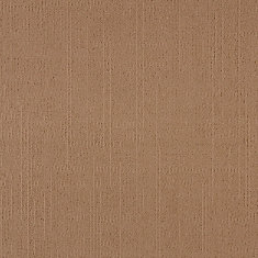 Reed Toffee Modular Carpet Tile (21.53 sq. ft. / case)