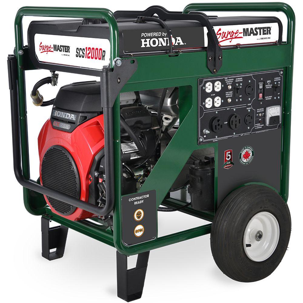 Générateur au gaz Surge-Master  SCS12000R