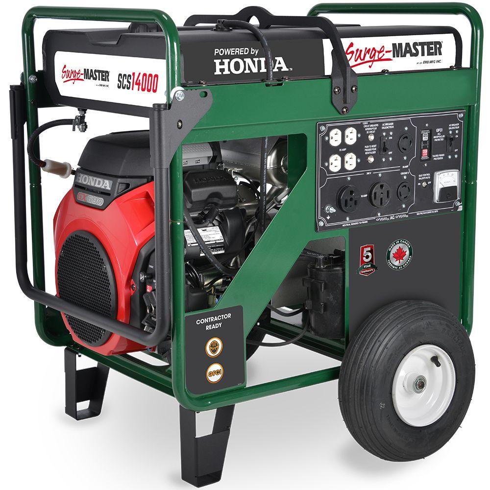 SCS14000 Generator 12800W W/ HONDA GX690