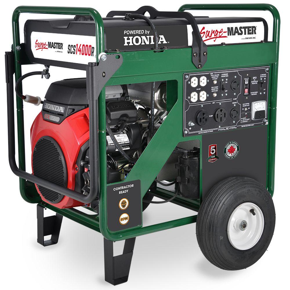 SCS14000R Generator 13900W W/ HONDA GX690