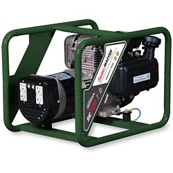 Surge Master SCC2500 2400W Generator with Honda GC160 Engine