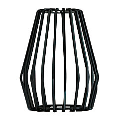 Matt Black Vintage Cage