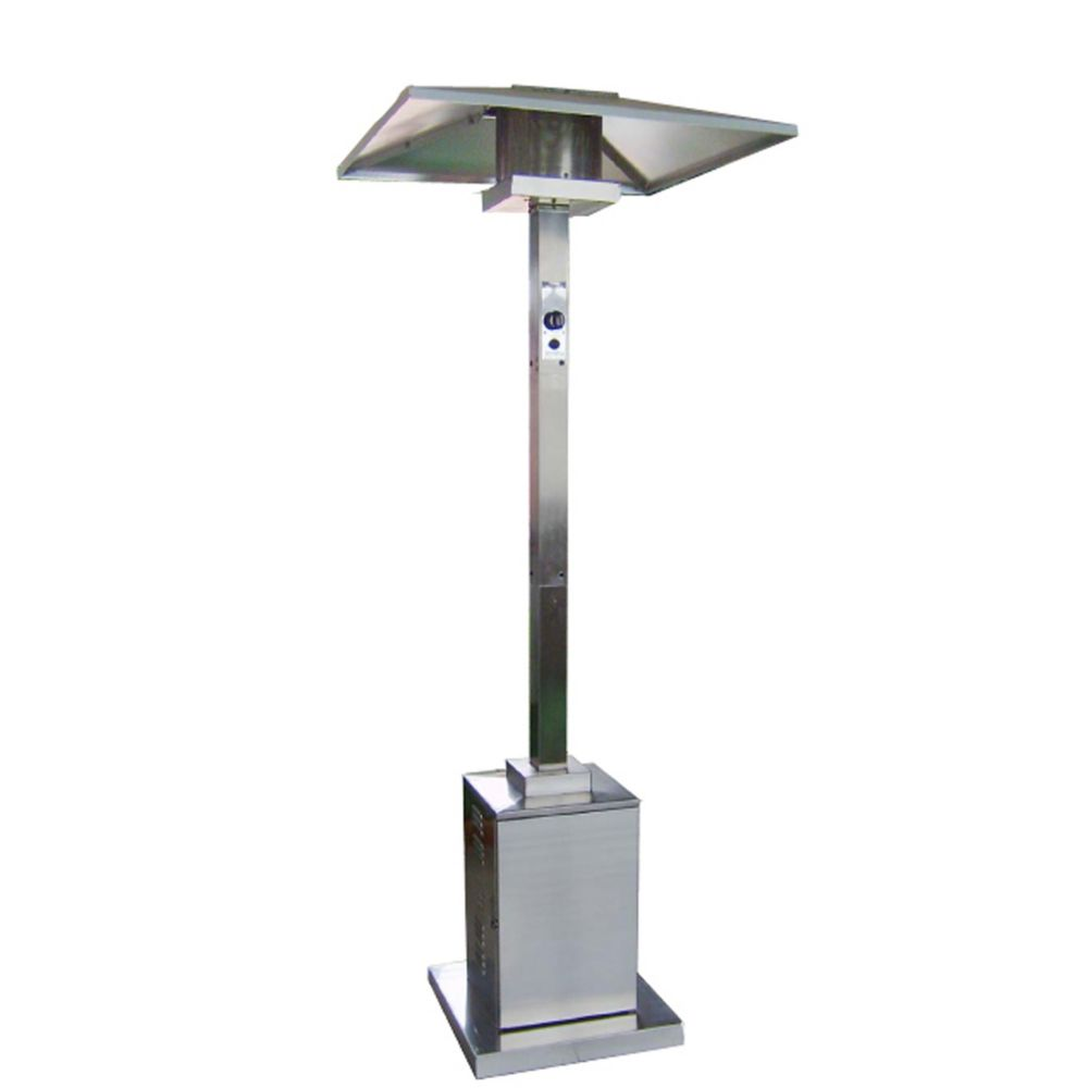 lp patio liquid heaters verity propane insideout crown ss heater steel outdoor stainless living
