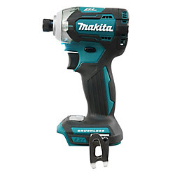 MAKITA 1/4 Inch Cordless Impact Driver with Brushless Motor (Tool Only)