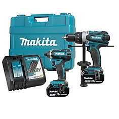 18V LXT Cordless Kit, 2-Piece Combo
