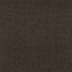 Reed Chocolate Modular Carpet Tile (21.53 sq. ft. / case)