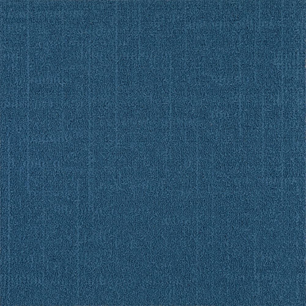 Astella Reed Blue Modular Carpet Tile (21.53 sq. ft. / case)