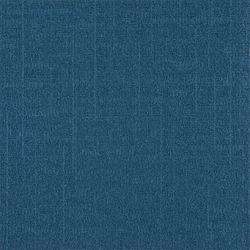 Astella Carreau de tapis-Reed coleur Bleu (21.53 SF)