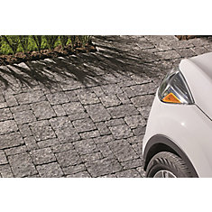 Marseilles 7-inch x 7-inch Paver in Rockland Black