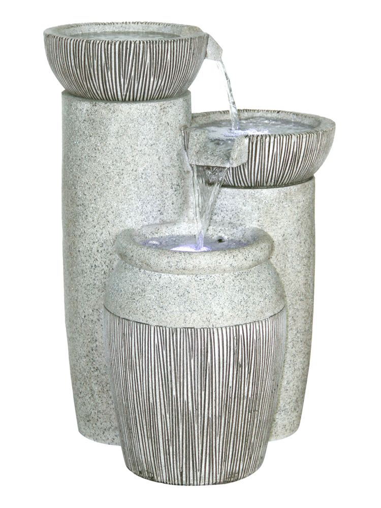 Fountains the home depot canada for Decor 5 5 litre drink fountain