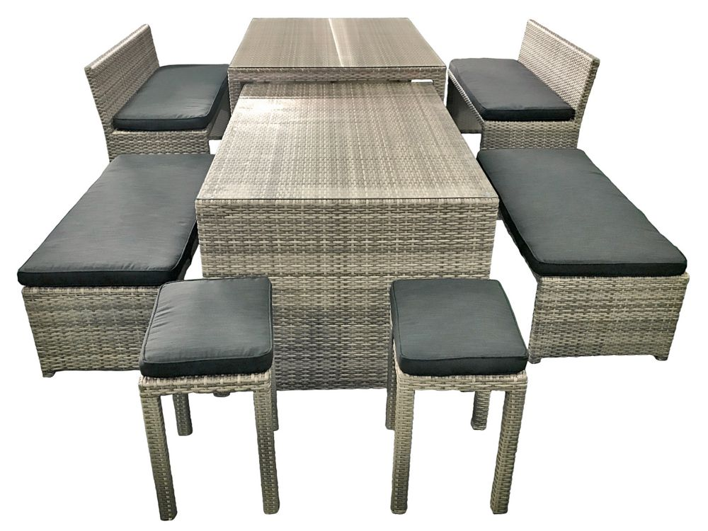 Ensembles table et chaises de jardin home depot canada for Sillas para jardin home depot