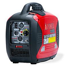 générateur onduleur de 2000 watts ultra-silencieux avec une capacité parallèle alimenté par A- iPower moteur 79cc