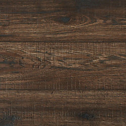 Home Decorators Collection 12mm Thick Bisonridge Hickory Laminate Flooring (Sample)