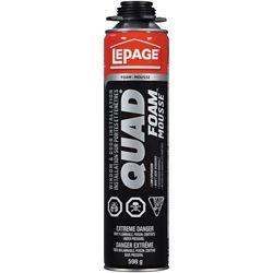 LePage Quad Foam 598 g