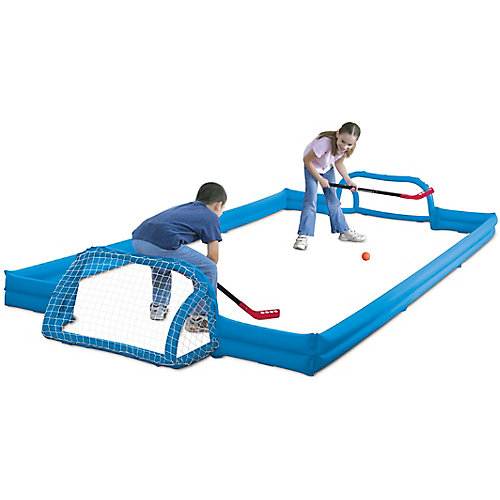Terrain de hockey gonflable de Sportcraft
