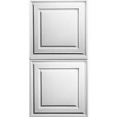 Oxford White 2 Feet x 4 Feet Lay- Inch Ceiling Panel