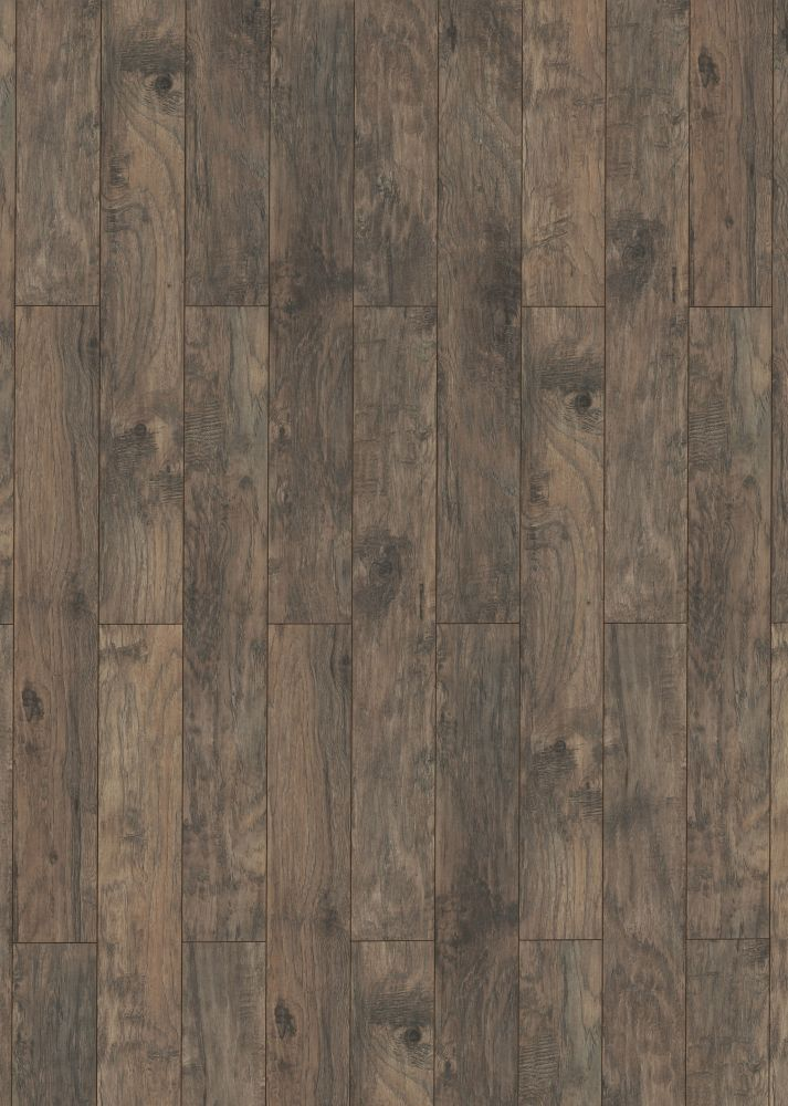 Trafficmaster 10mm Thick X 6 Inch W Laminate Flooring In Hickory