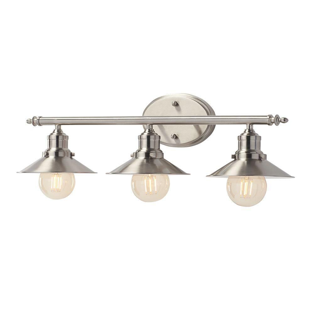 home decorators collection lighting canada home decorators collection alidian 3 light vanity fixture 12847
