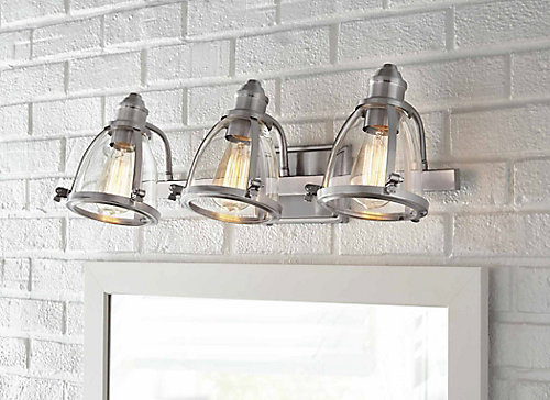 Home decorators collection alidian 3 light bathroom vanity light alidian 3 light bathroom vanity light fixture in brushed nickel with glass shades aloadofball Choice Image