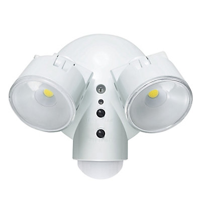 Globe electric led for life 29w 180 degree white dusk to dawn motion led for life 29w 180 degree white dusk to dawn motion led outdoor security light aloadofball Gallery