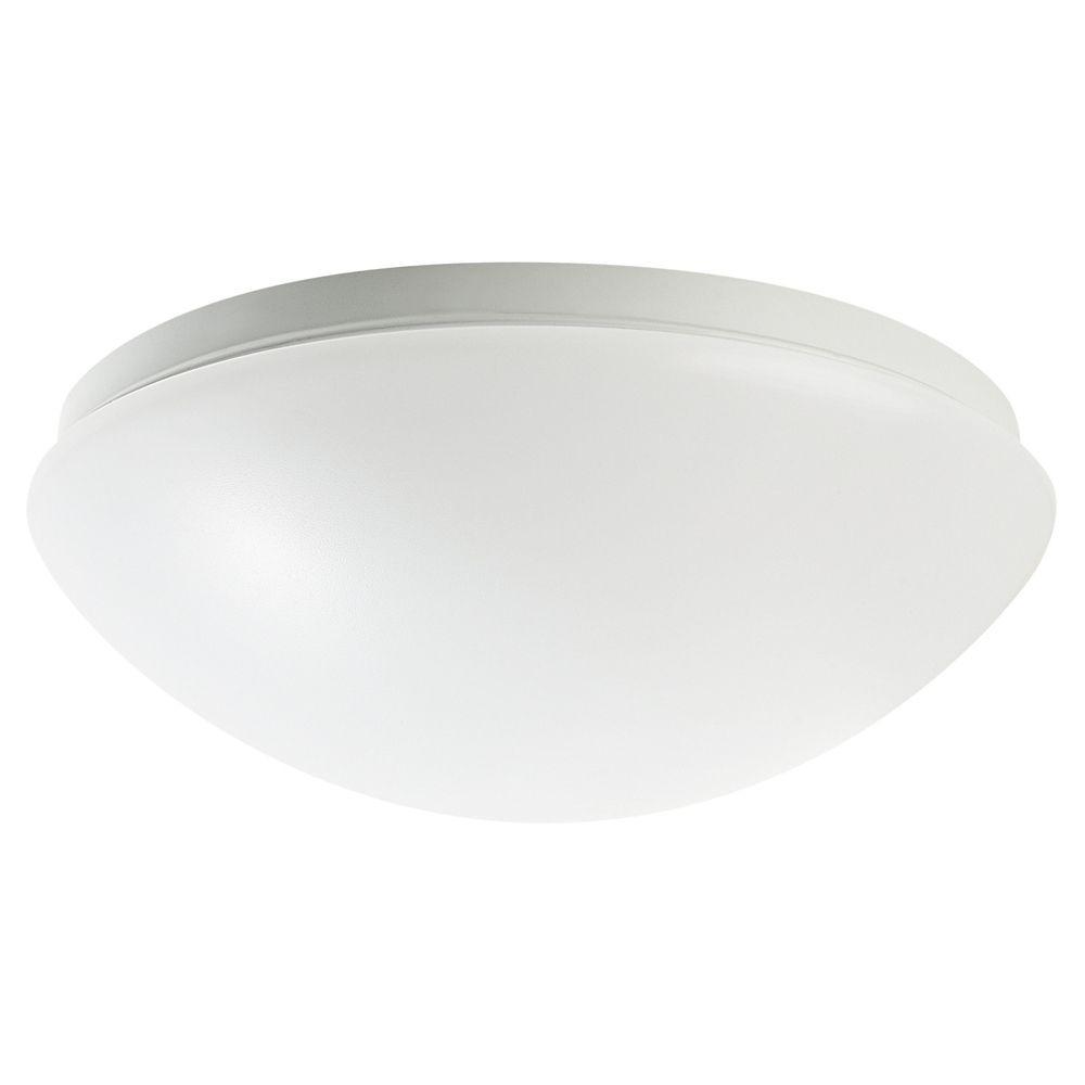 Globe Electric LED Integrated ENERGY STAR 11In Flush Mount Ceiling Light - ENERGY STAR®