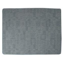 Cam Living Metropolitan Grey 3 ft. x 4 ft.  Indoor Rectangular Utility Mat