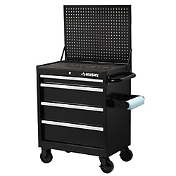 HUSKY 27-inch 4-Drawer Project Centre