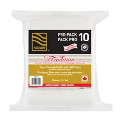 Nour Tradition 15mm Woven Lint Free Roller Refill (10-Pack)