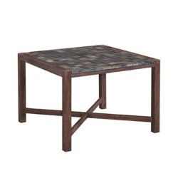 Home Styles Morocco Square Patio Dining Table