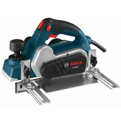 Bosch 3-1/4 inch Planer with Reversible Woodrazor Micrograin Carbide Blade