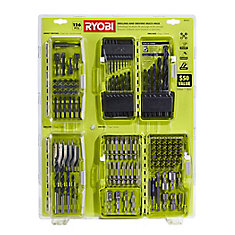 Drilling and Driving Multi Pack (126-Piece)