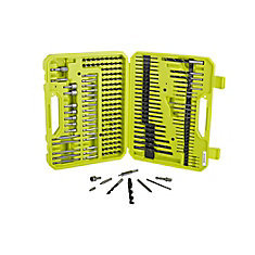 Drill and Driver Bit Set (195-Piece)