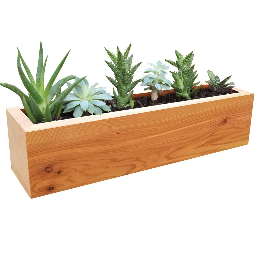 backed diagonal rectangular product trellis planter planters
