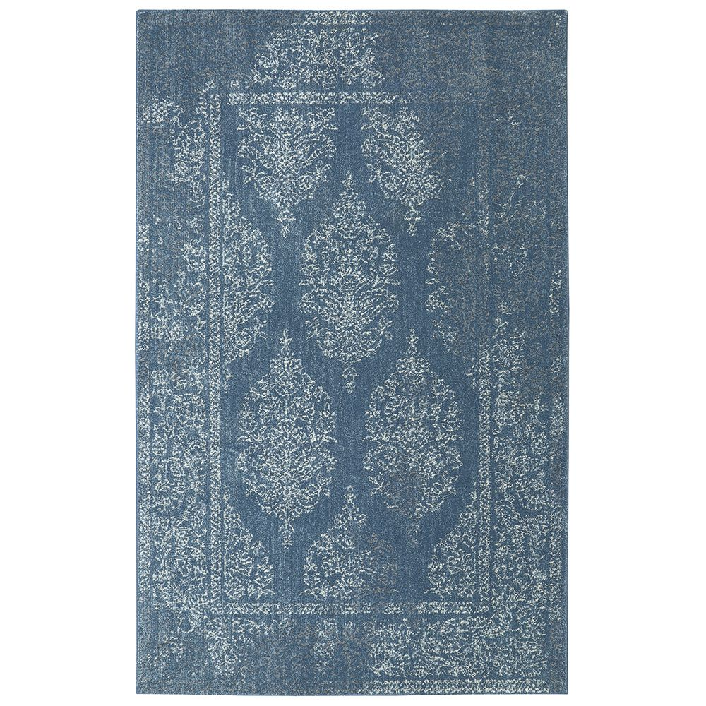 Home Decorators Collection Paxton Blue 60x96 Area Rug