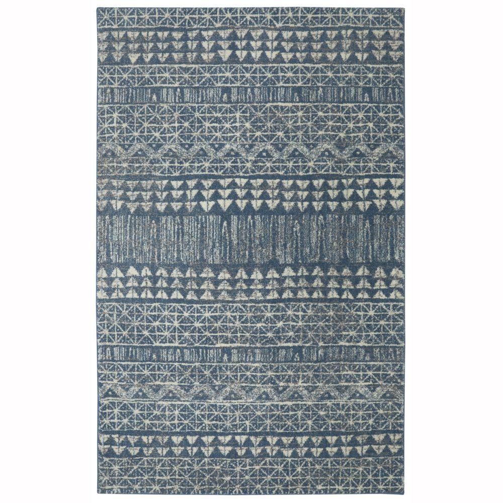 Home Decorators Collection Billerica Blue 96x120 Area Rug