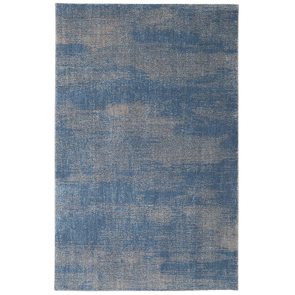 Home Decorators Collection Chilmark Blue 60x96 Area Rug