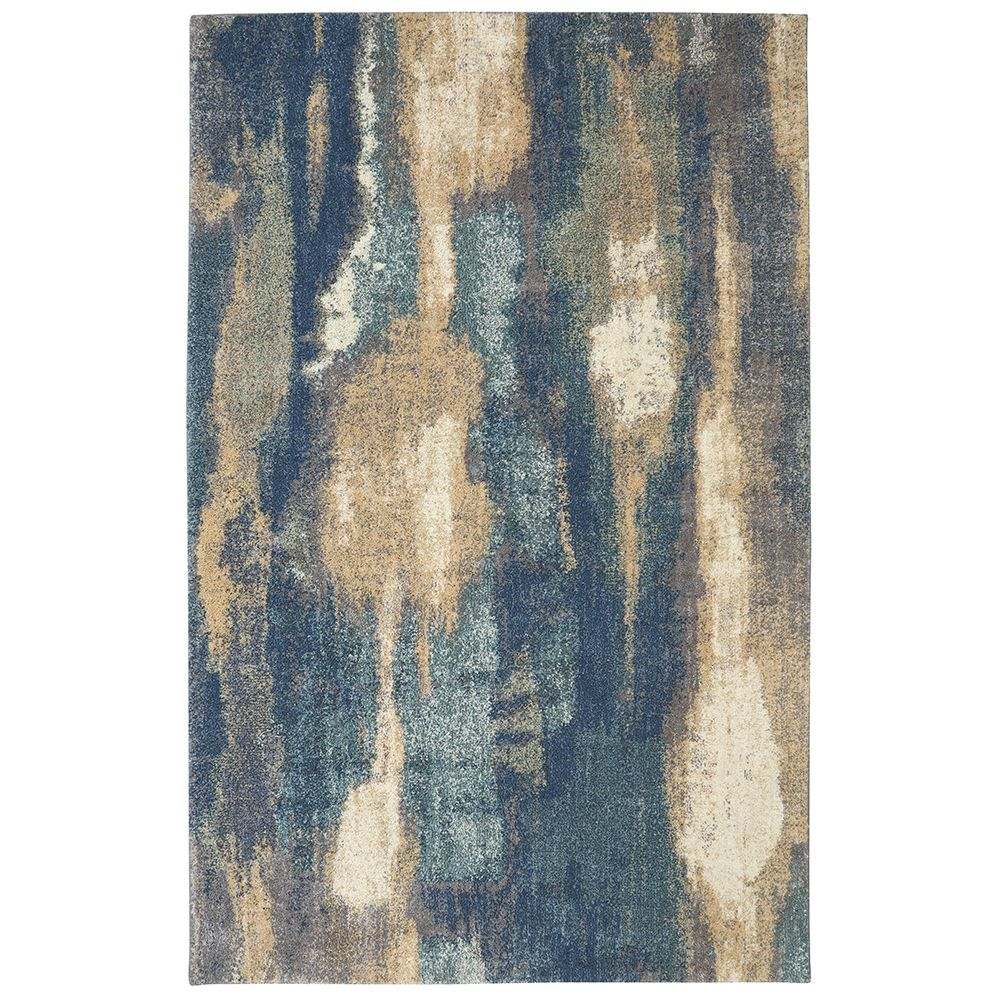 Home Decorators Collection Wendall Blue 120x168 Area Rug